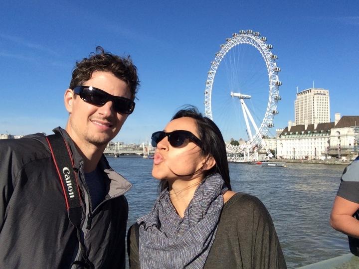 London > Paris > Barcelona: Honeymoon#1